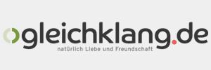 Das Logo von Gleichklang.de